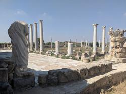Ruins at Salamis