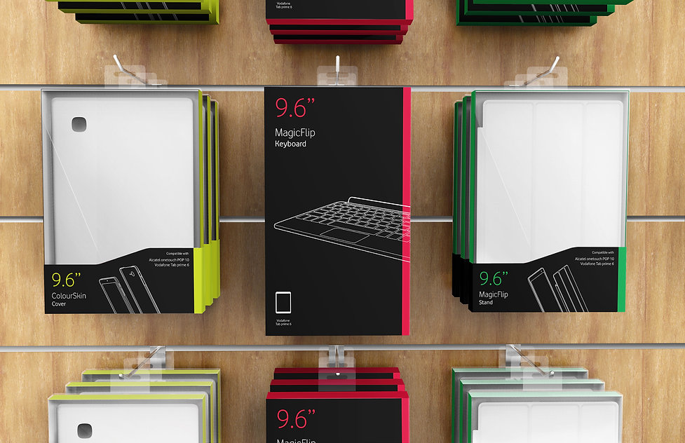 accessory-packaging design