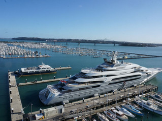 Yacht refit size in New Zealand trending up, says Integrated Marine Group