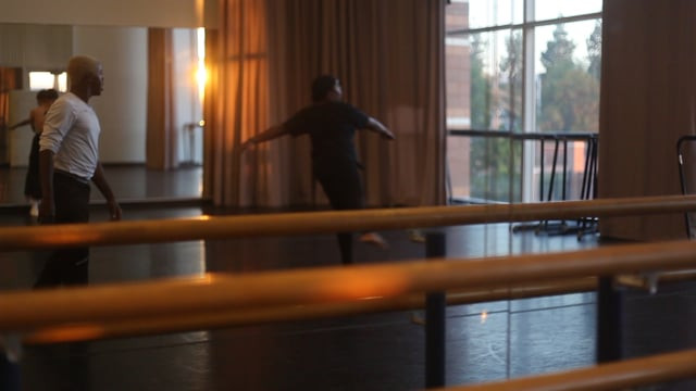 B. Dunn Movement in Rehearsal