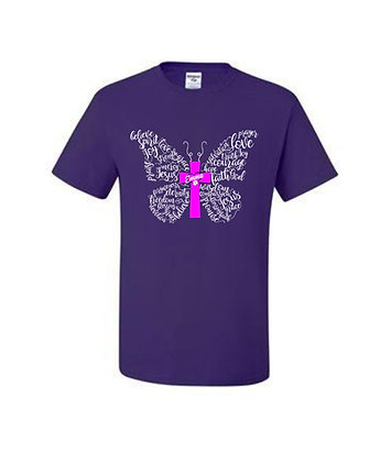 Emma Butterfly T-Shirts