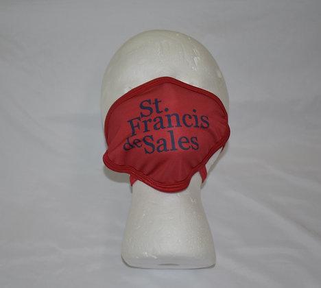 St. Francis de Sales Face Mask