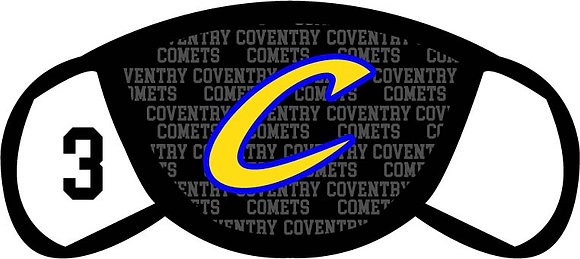 """Coventry """"C"""" Face Mask"""