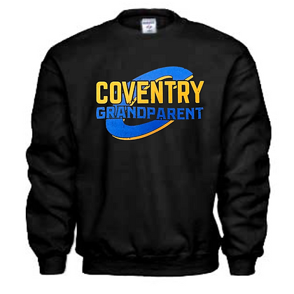 Coventry Comets Grandparent Logo #15 Unisex Crew Neck Sweater