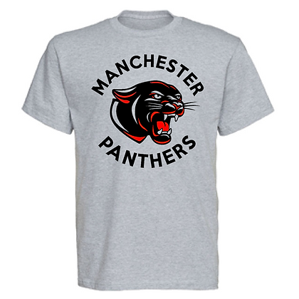 Manchester Panthers General Logo #6 Unisex T-Shirt