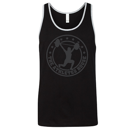 The Athlete's House Unisex Tank Top