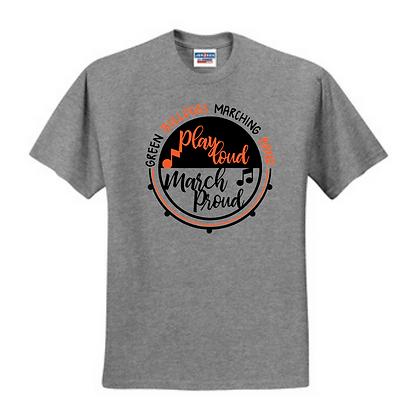 Design C Unisex Cotton blend T-shirt