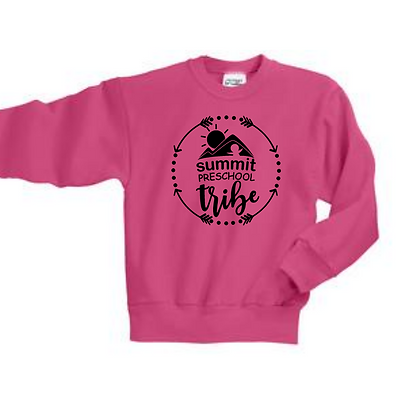 Summit Preschool Tribe Youth Crewneck Sweatshirt