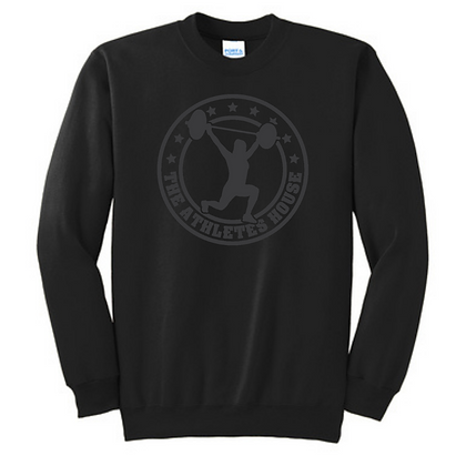 The Athlete's House Unisex Cotton blend Crewneck
