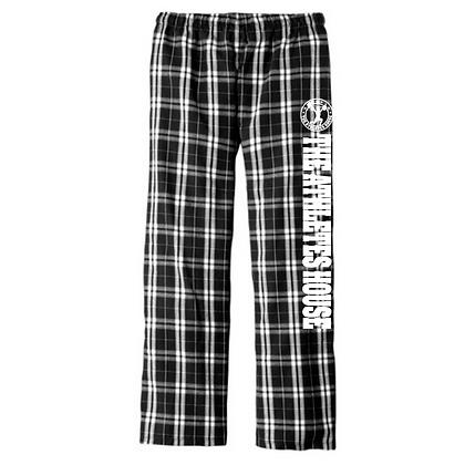 The Athlete's House Unisex Flannel Pants