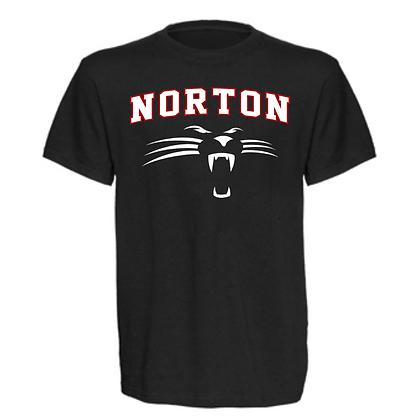 Norton Panthers General Logo #2 Unisex T-Shirt