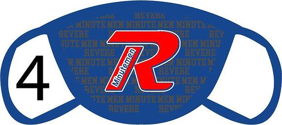 """Revere """"R"""" Face Mask"""