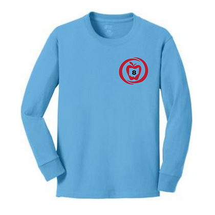 SST8 Icon Left Chest Adult Long Sleeve