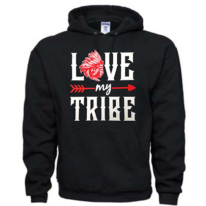 Northwest Indians General Logo #12 Unisex Hoodie