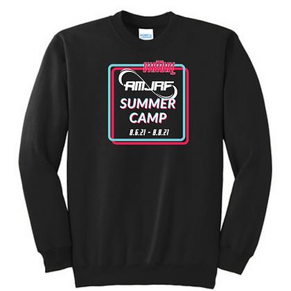 AMJRF Virtual Summer Camp Unisex Crew Sweatshirt
