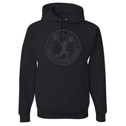 The Athlete's House Unisex Cotton blend Hoodie