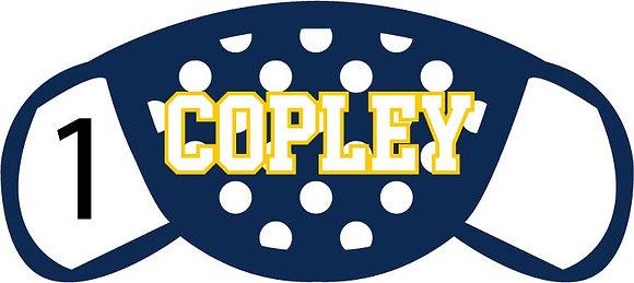 Copley Polka Dots Face Mask