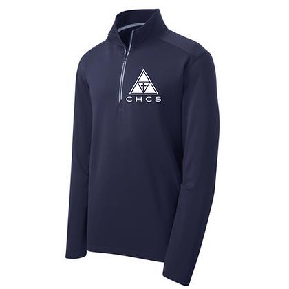 Chapel Hill Christian Staff Shirt Quarter Zip