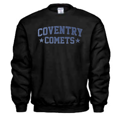 Coventry Comets General Logo #2 Unisex Crew Neck Sweater