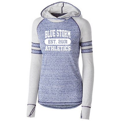 Blue Storm Athletics Est. 2001 (White) Advocate Hoodies