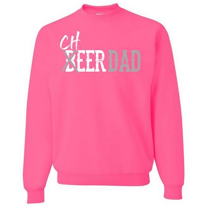 Cheer Dad Unisex Crew Neck Sweater