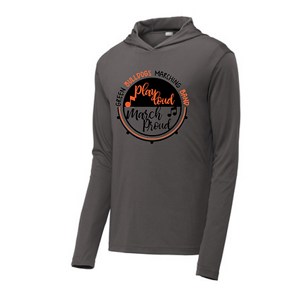 Design C Hooded Performance Long Sleeve