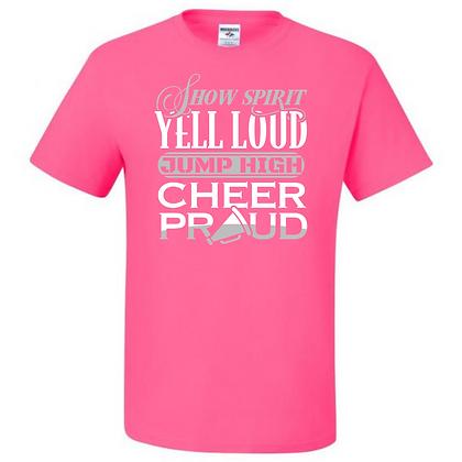 Cheer Proud Unisex T-Shirt