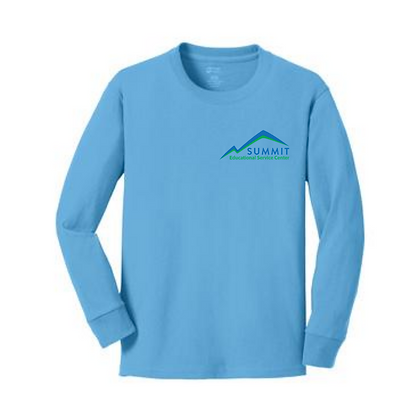Summit ESC Left Chest Adult Long Sleeve