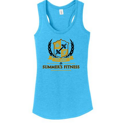 Summer's Fitness Shield Ladies Tank