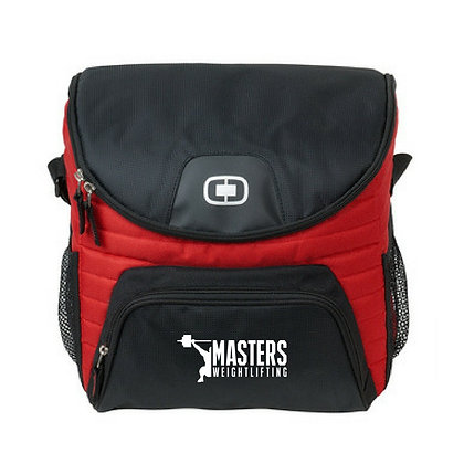 Masters Weightlfiting Embroidered Ogio Cooler