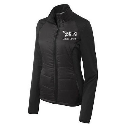 Masters Weightlifting P.A. Women's Soft Shell Jacket - Custom Embroidery