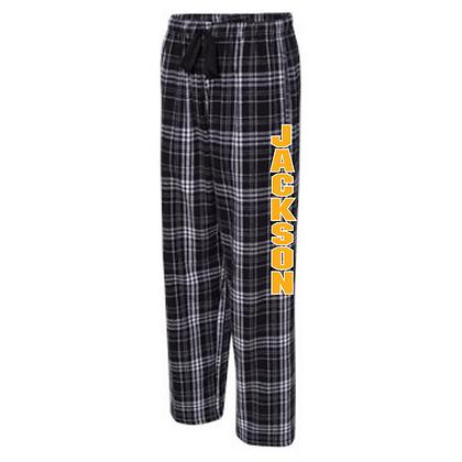 Jackson Unisex Flannel PJ Pants