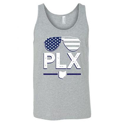 PLX Sunglasses Men's Tank Top