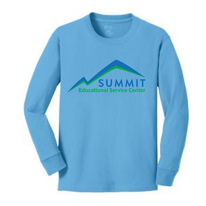 Summit ESC Full Front Adult Long Sleeve