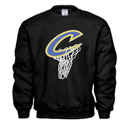 Coventry Comets Basketball Logo #36 Unisex Crew Neck Sweater