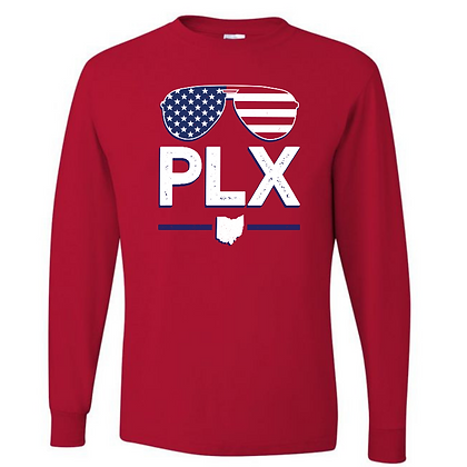 PLX Sunglasses Unisex Long Sleeve T-Shirt