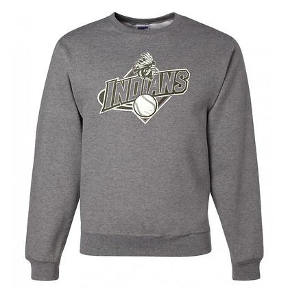 Northwest Indians Baseball Logo #26 Unisex Crew Neck Sweater