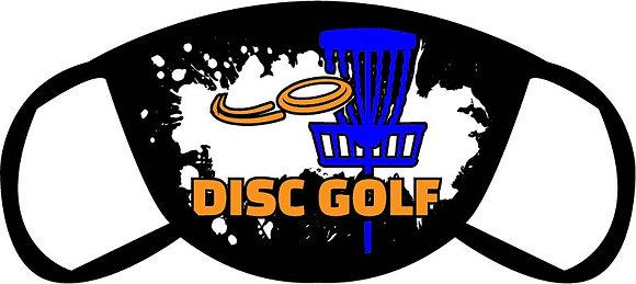 Disc Golf Face Mask
