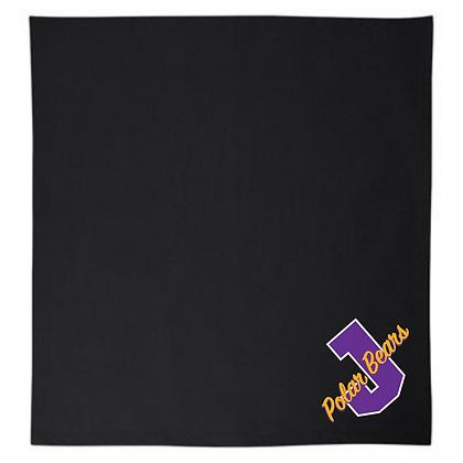 Jackson Fleece Blanket