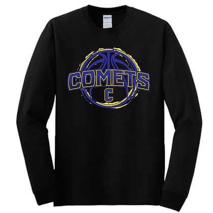 Coventry Basketball Design #32 Unisex Long Sleeve T-Shirt