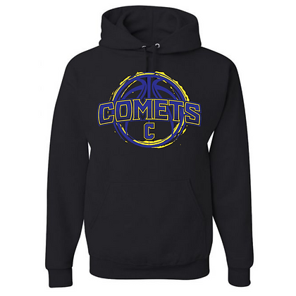 Coventry Comets Basketball Logo #32 Unisex Hoodie