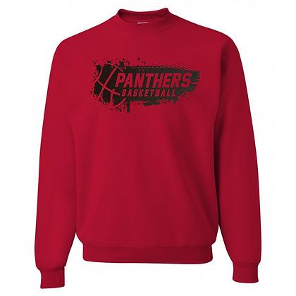 Norton Panthers Basketball Logo #36 Unisex Sweatshirt