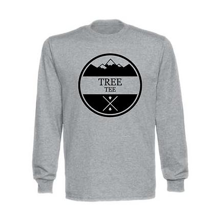 Tree Tee Adult Unisex Long Sleeve T-Shirt