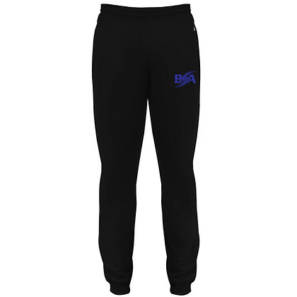 Blue Storm Athletics Logo (Blue) Joggers