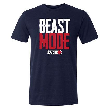 Beast Mode On Unisex Triblend T-Shirt