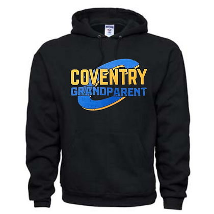 Coventry Comets Grandparent Logo #15 Unisex Hoodie
