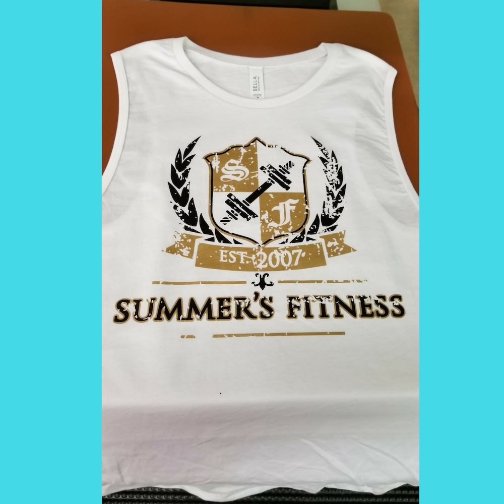 Summer's Fitness Women's Tank