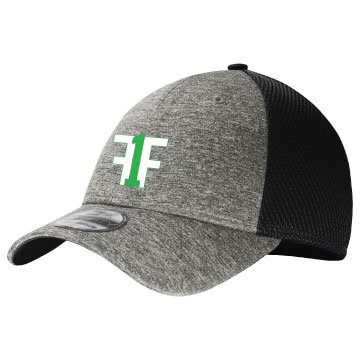 Fitness Forty One Unisex Stretch Mesh Hat