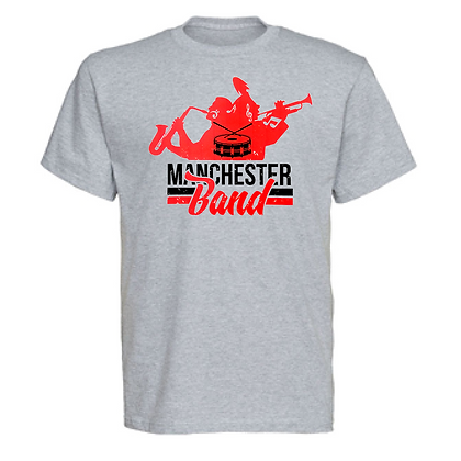 Manchester Panthers Band Logo #28 Unisex T-Shirt