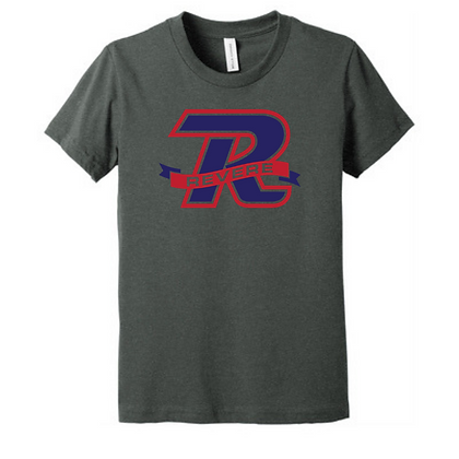 Revere Minutemen Short Sleeve T-Shirt Design F